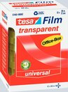 tesafilm transparent, 12mm x 66m alterungsbeständig,...
