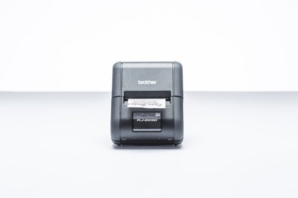 Brother Belegdrucker mit Thermodirekt- druck, RJ-2030, 32 MB, 203 dpi,